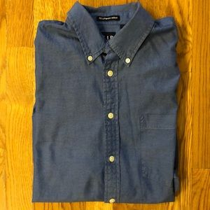 Gap 80's Pinpoint Oxford